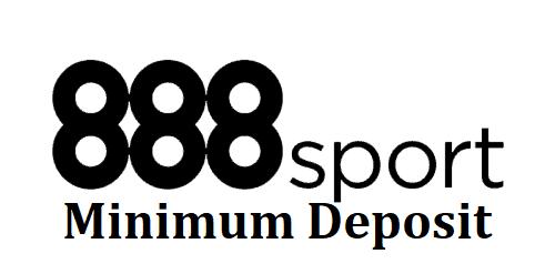 888sport minimum deposit