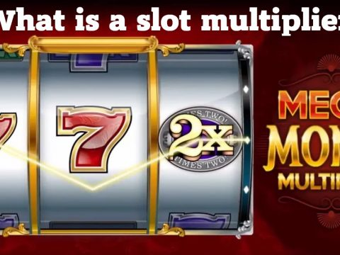 What is a slot multiplier?