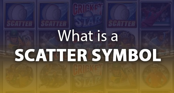 What is the Scatter symbol in slots terminology?